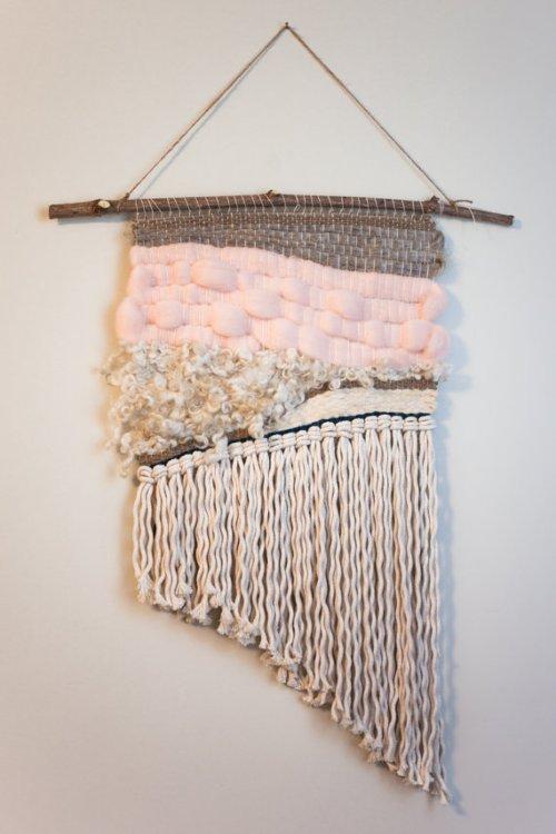 organic weaving tapestry 2